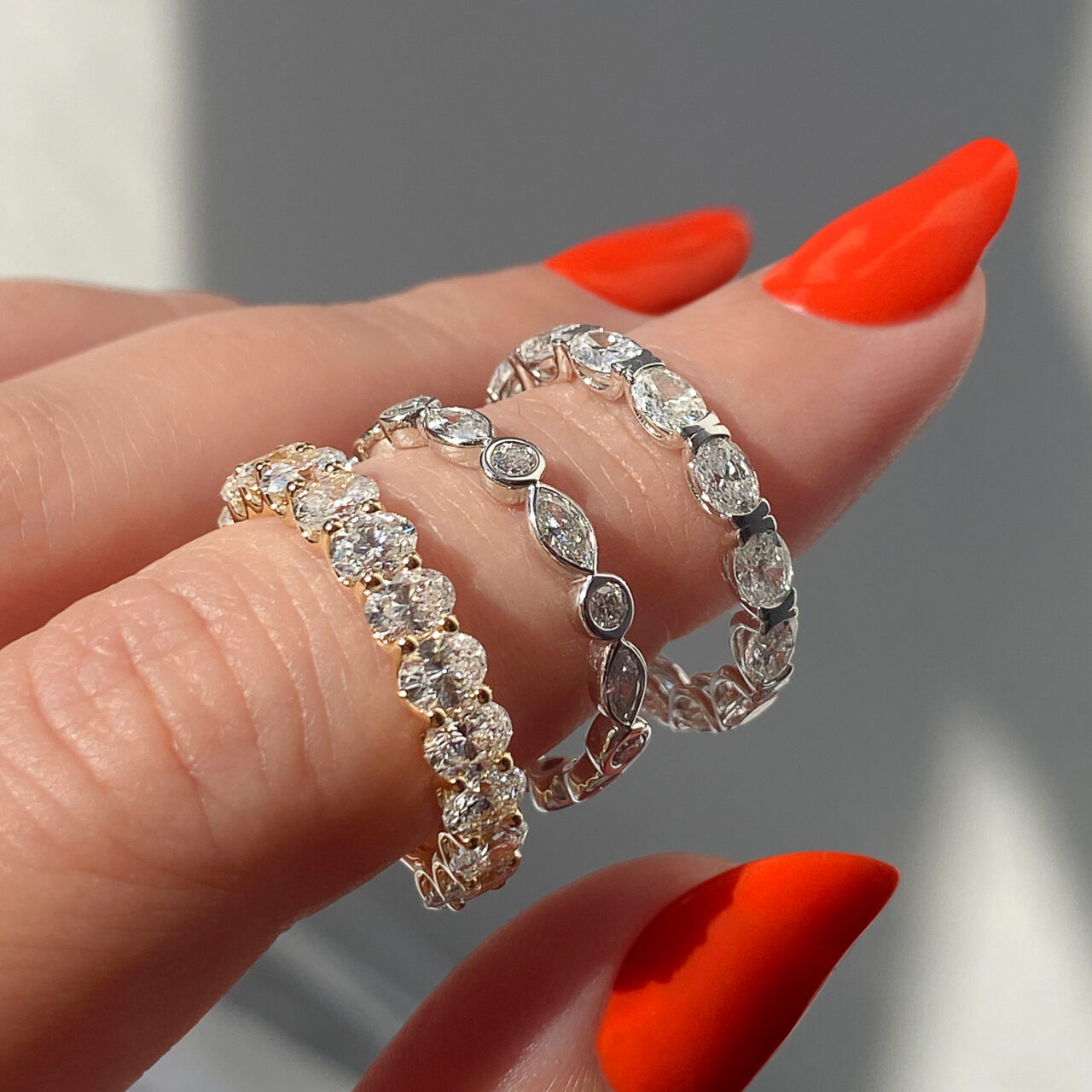 The Eternally on Trend Eternity Band